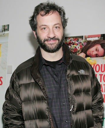 Illustration for article titled Judd Apatow Defends His Record On Female Characters