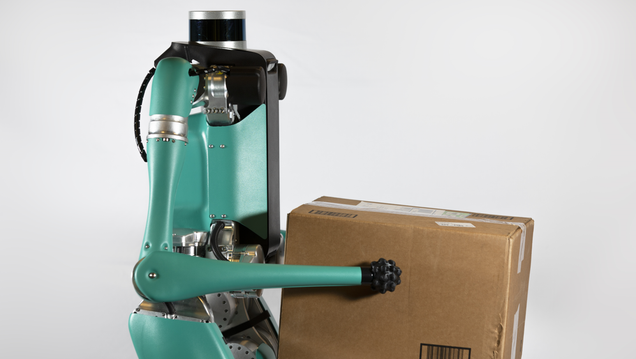 This Puckheaded Robot Won t Be Delivering Your Packages Anytime Soon