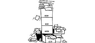 Illustration for article titled Geek to Live:  Extreme makeover, filing cabinet edition
