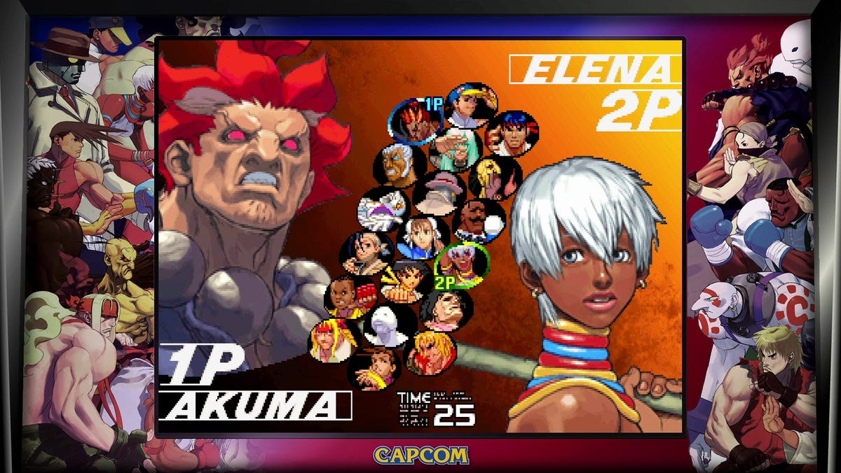 It's A Good Time For A Street Fighter III Revival