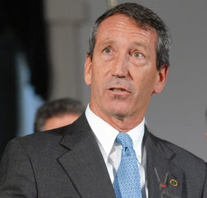 Illustration for article titled Missing: Governor Mark Sanford, Decency In Iranian Government