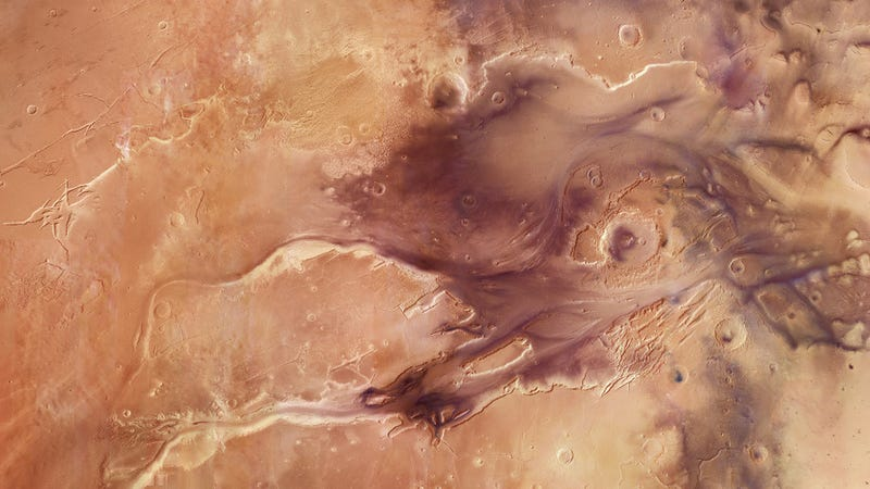 Illustration for article titled There Was Drinkable Water On Mars According To Opportunity