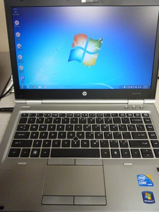 The HP EliteBook 8470p: An Oppo Review