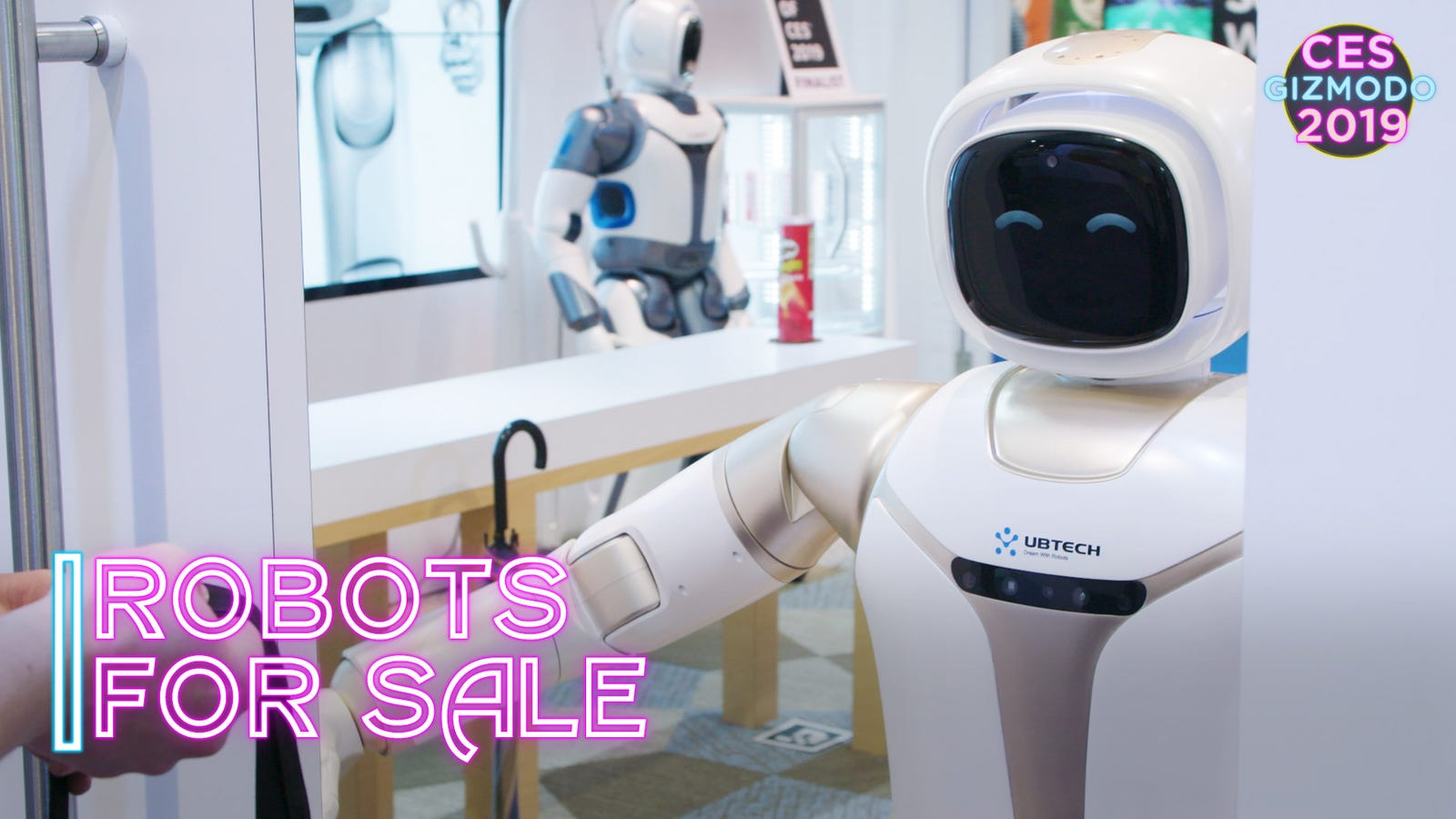 photo image You Can Finally Buy a Robot That Will Be Your Friend