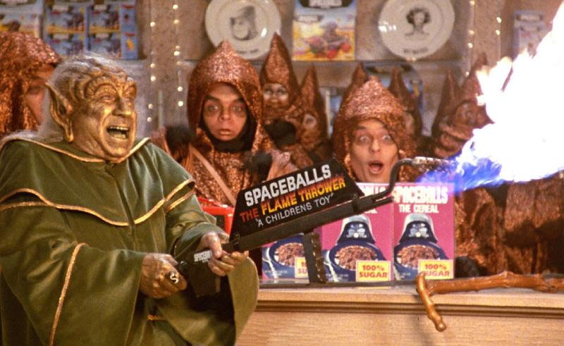 Illustration for article titled Spaceballs: The Search For More Money Is Apparently Happening!