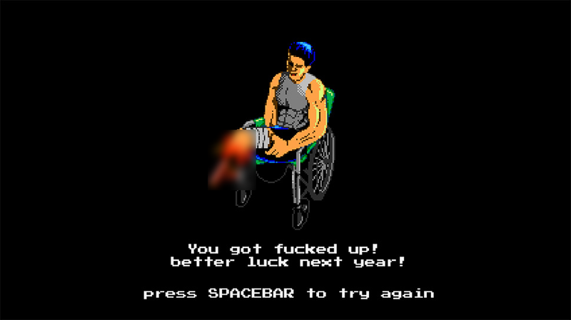 Illustration for article titled Some Jerks Made a Completely Tasteless Boston Marathon Video Game