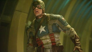 Illustration for article titled Captain America is an incredible war movie that just happens to star a superhero