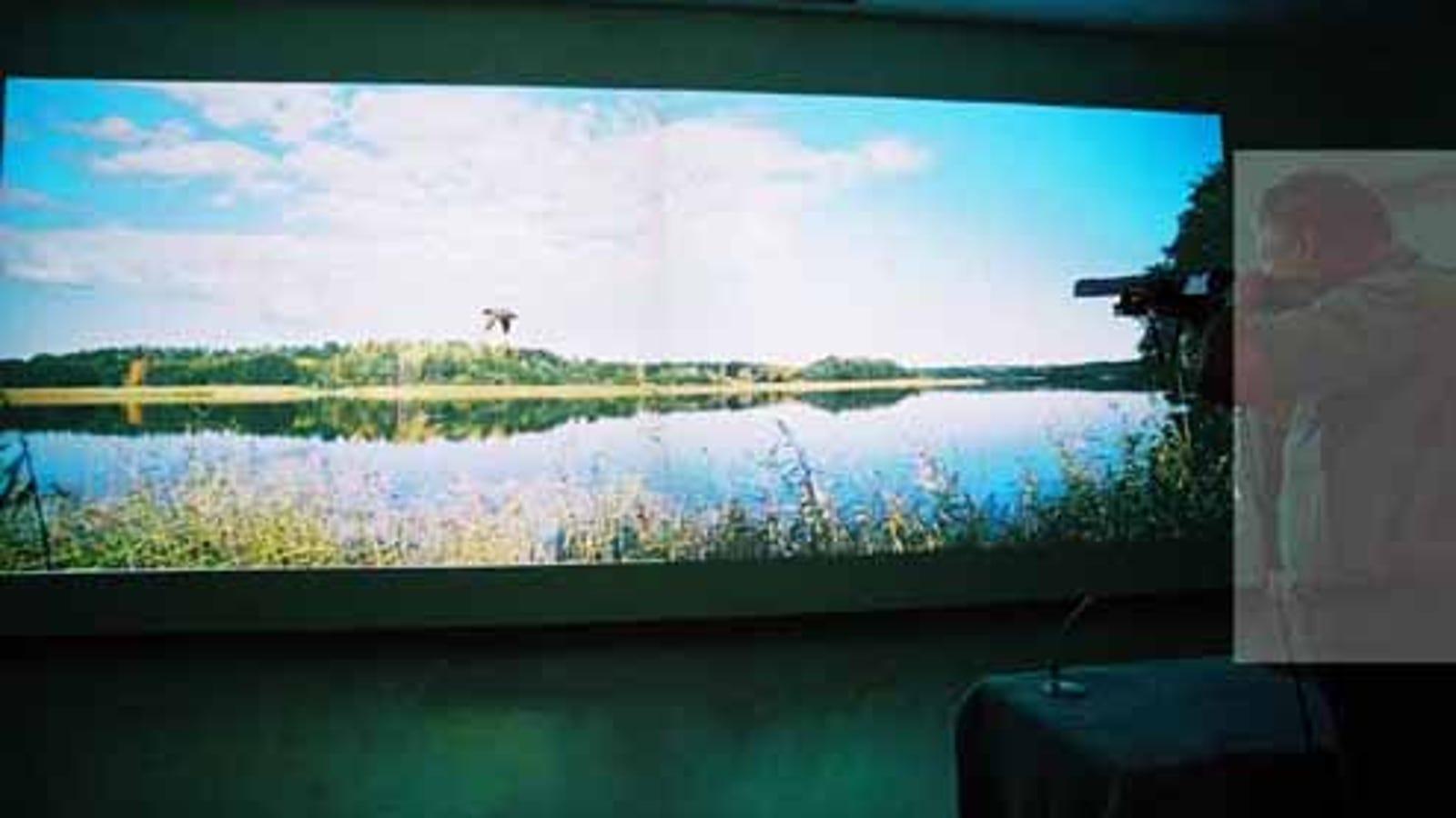 ST-2 Indoor Shooting Simulator Is Duck Hunt on Steroids