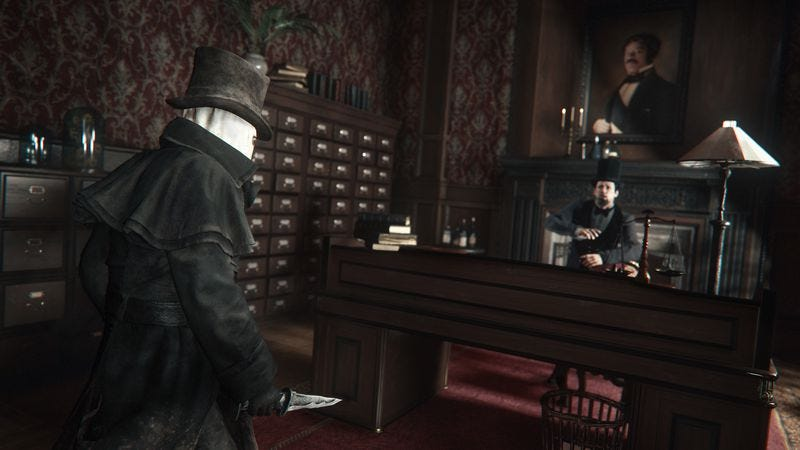 Illustration for article titled A run-in with Jack The Ripper exposes the barbarism of the Assassin's Creed