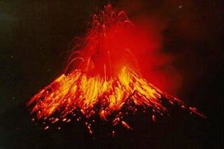 Illustration for article titled How Volcanoes can Stop Global Warming
