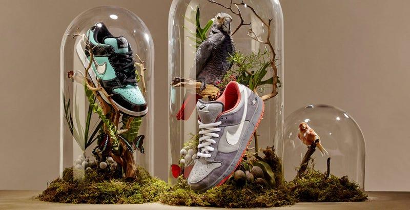 Illustration for article titled $6,000 Sneaker. Each.