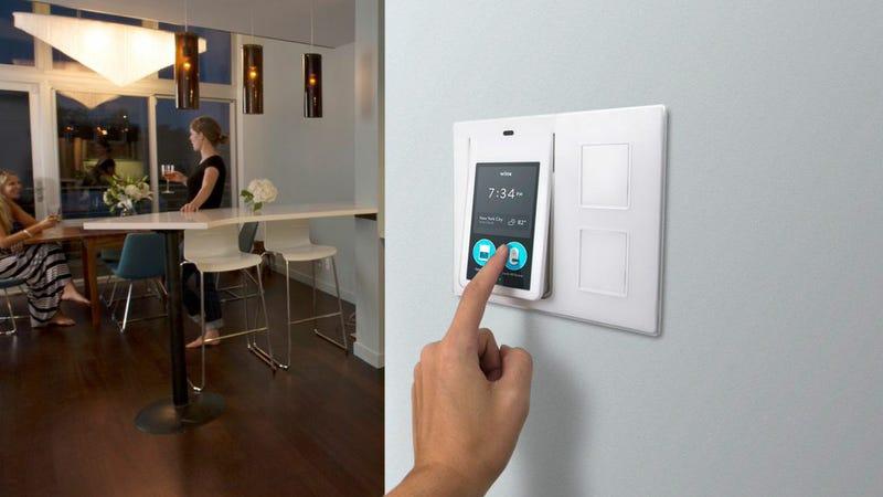 Wink S New Touchscreen Smart Home Panel Belongs In The