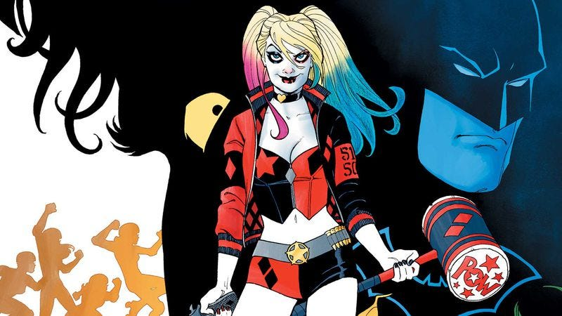 Harley Quinn #1 (Image: D.C. Comics)