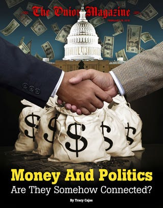 Illustration for article titled Money And Politics: Are They Somehow Connected?
