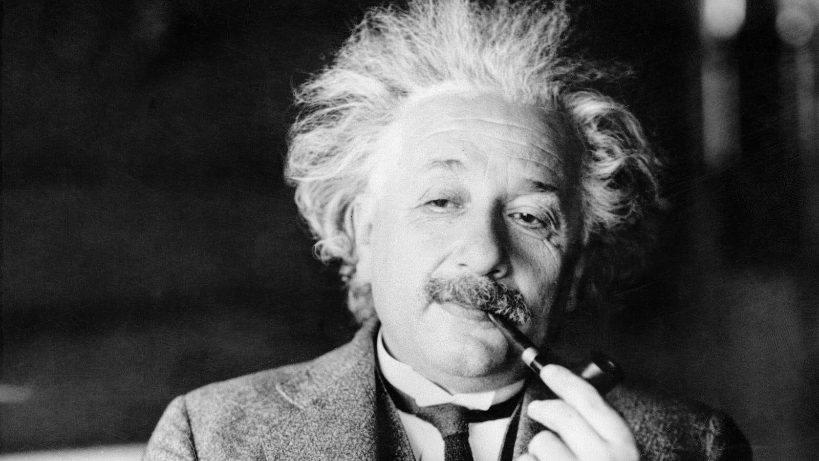 Einstein - Magazine cover