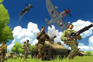 Illustration for article titled Battlefield Heroes Beta Lives Again, Sign Up Now