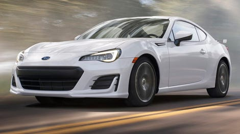 The 2017 Subaru BRZ Performance Pack Makes The Best BRZ Yet