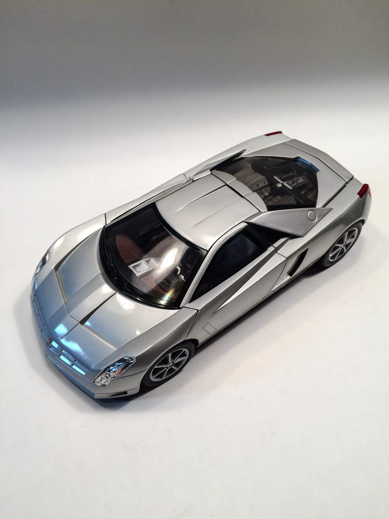 Illustration for article titled Cadillac Cien in 1/18 Scale by Hot Wheels