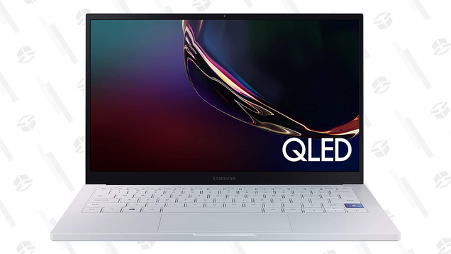 Save $401 on the Sleek and Speedy Samsung Galaxy Book Ion Laptop