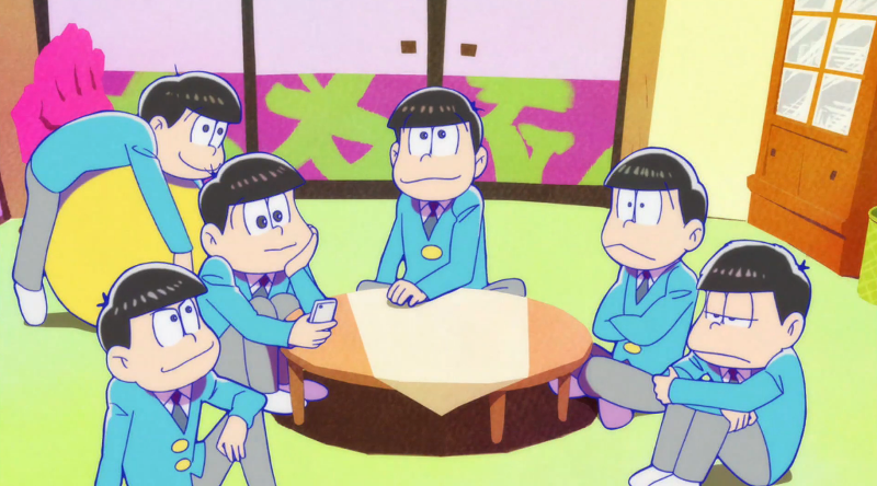 Illustration for article titled Mr. Osomatsu shows an old dog can learn new tricks