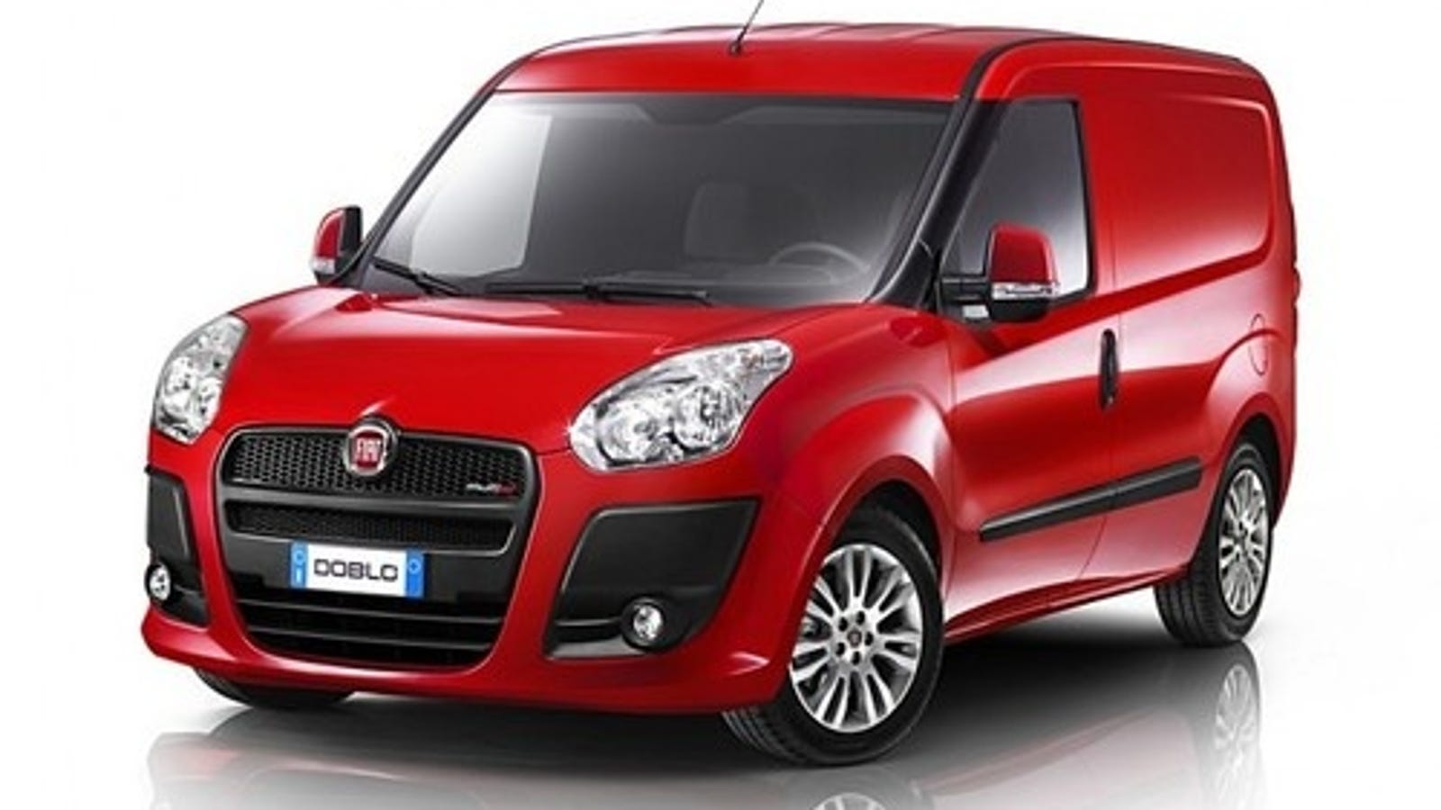 report ugly as sin fiat doblo coming to states as ram van. Black Bedroom Furniture Sets. Home Design Ideas