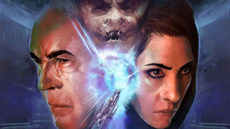 Star Trek: Renegades poster