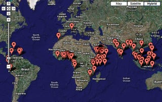 Illustration for article titled Live Piracy Map Reveals Seas Are Still a Pirate's Paradise