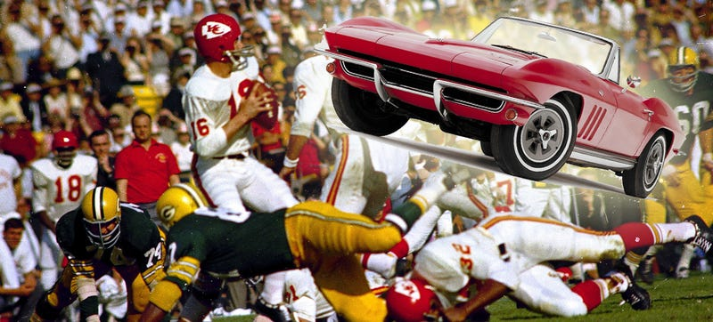 Illustration for article titled Super Bowls, American Muscle And Ralph Nader: A Look Back At 1967