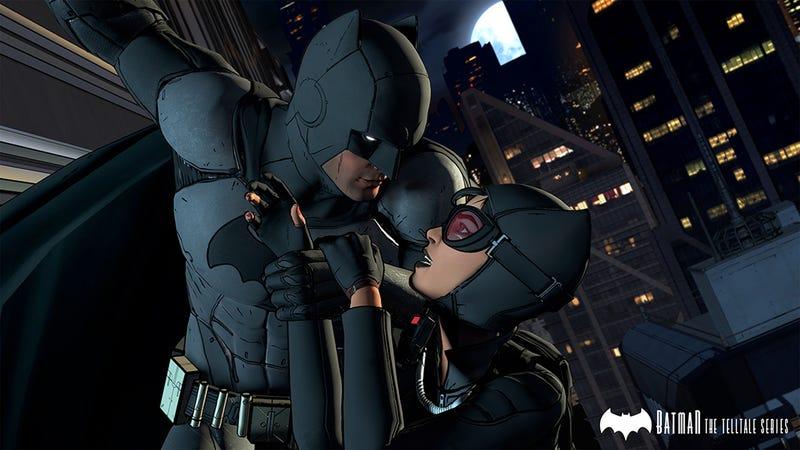 Illustration for article titled So That's What Telltale's Batman Looks Like