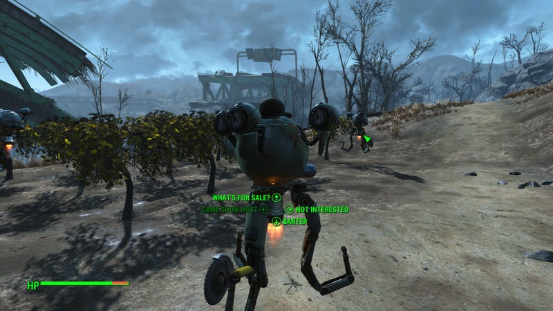 Illustration for article titled Mod Fixes The Biggest Problem With Fallout 4's Robot DLC