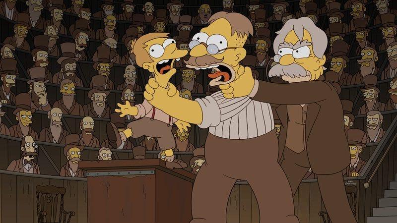 The Simpsons (Photo: Fox)