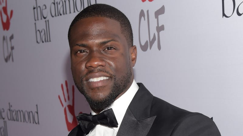 Illustration for article titled Kevin Hart Wants to Remove the 'Black Movie Category'