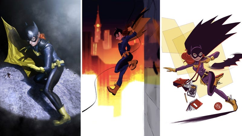 Illustration for article titled There Is Already Tons Of Amazing Fan Art Featuring Batgirl's New Costume