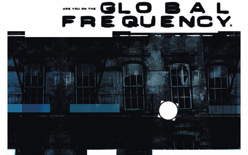 """Illustration for article titled Comics Past: Global Frequency #3, """"Invasive"""""""
