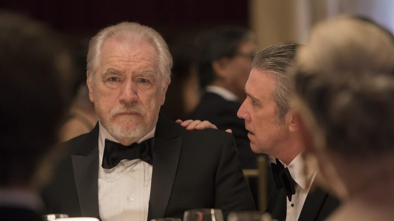 Brian Cox and Alan Ruck