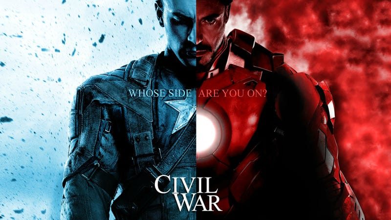 ¿Qué superhéroes se enfrentarán en Captain America: Civil War?