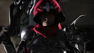 Illustration for article titled Diablo III's Demon Hunters Come to Life in These Stunning Photos
