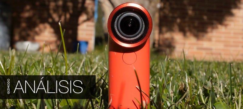 Illustration for article titled Probamos la HTC Re: un paso en falso para reinventar la GoPro