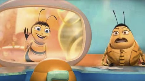 People Are Inexplicably Flocking To Watch Bee Movie At 20000X Speed