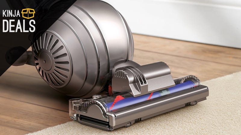 Illustration for article titled #NoFilter On This Discounted Dyson Vacuum. Yeah, Really.