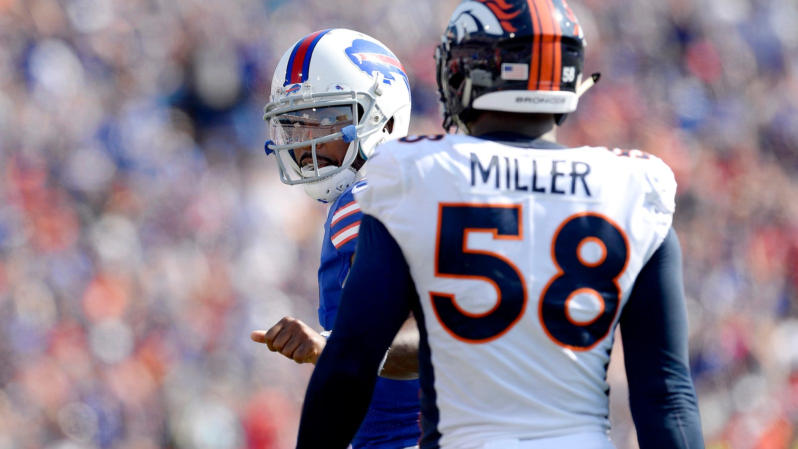 Von Miller Sealed A Broncos Loss With A Hilarious Penalty