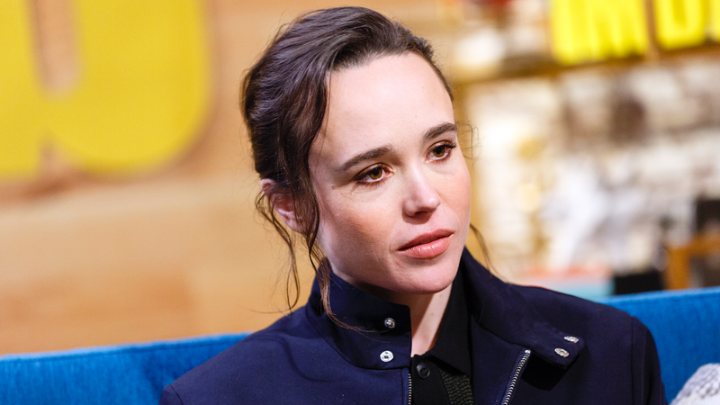 Illustration for article titled Ellen Page Asks Viewers to 'Connect the Dots' Between Homophobic Rhetoric and Physical Violence