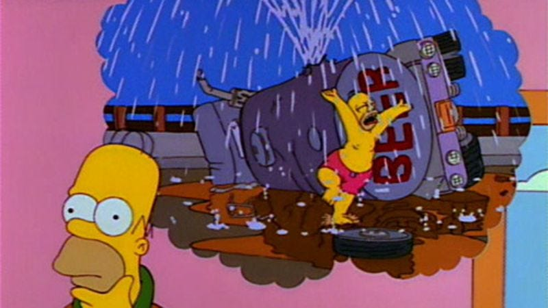 The Simpsons (Screenshot: YouTube)