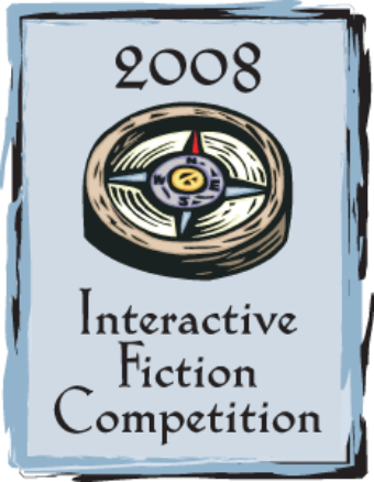 Illustration for article titled 2008 Interactive Fiction Competition Winners Announced