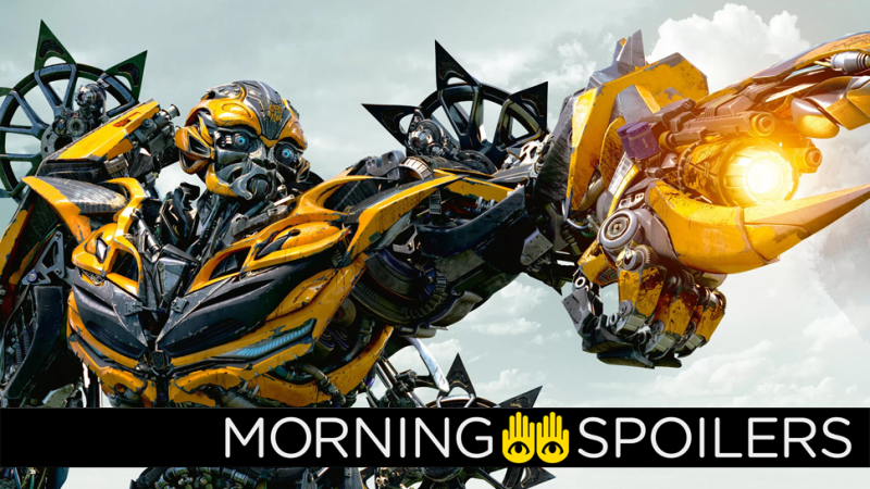 Illustration for article titled The Bumblebee Spinoff Has Done Something No One Could Have Expected