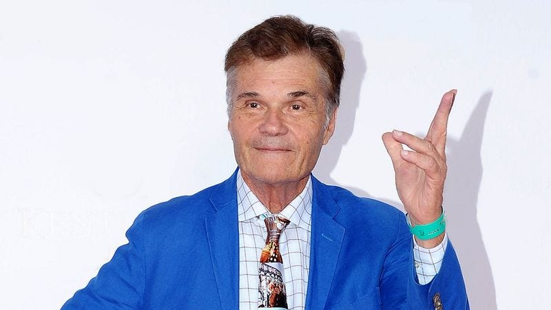Illustration for article titled Fred Willard A Huge Hit At Counseling Session