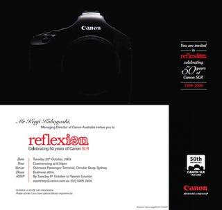 Illustration for article titled Canon 1D Mark IV Pro DSLR Revealed Tomorrow?