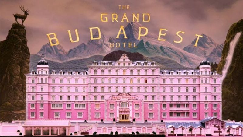 Illustration for article titled The Grand Budapest Hotel and a smart TV: Here's what's on sale on Amazon today