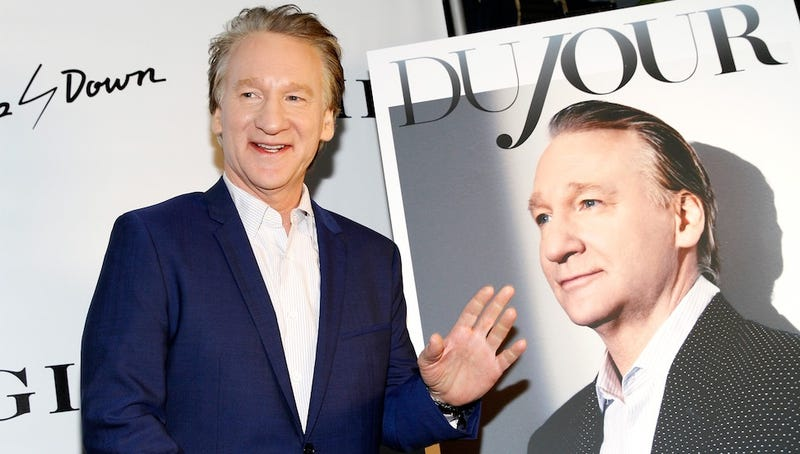 Illustration for article titled 25 Things Bill Maher Says About Bill Maher, Ranked By Obnoxiousness