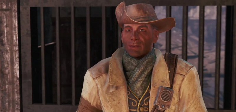 Illustration for article titled Fallout 4 Prank Call Has Preston Garvey Asking Strangers For Help